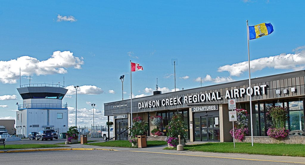 Dawson Creek Airport