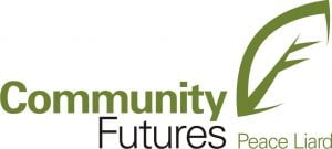 Community Futures Peace Liard Logo
